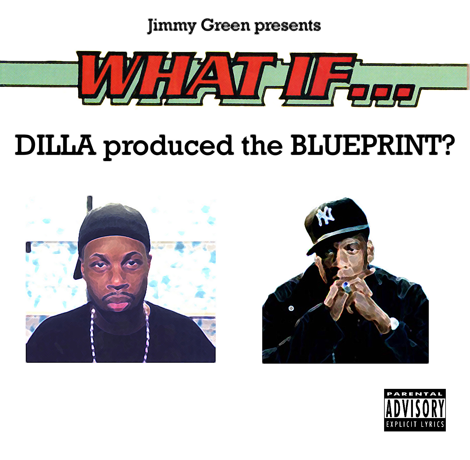 What If Dilla Produced The Blueprint