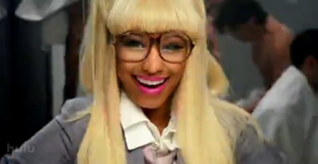 IN CASE YOU MISSED IT: NICKI MINAJ ON SNL. January 31st, 2011